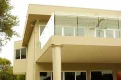 Nu-Lite Balustrading Type 3003-B - glass balustrade-02