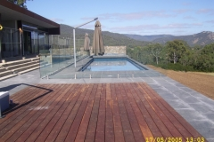 Nu-Lite Balustrading Type 3010 - glass Swimming Pool Fencing-37