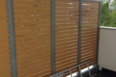 Nu-Lite Balustrading Type 1051 -slat privacy screen balustrade-10