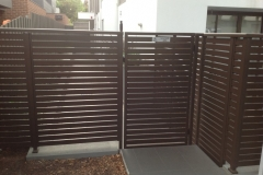 Nu-Lite Balustrading Type 1051 -slat privacy screen balustrade-14