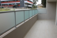 Nu-Lite Balustrading Type 1001- glass privacy screen-09