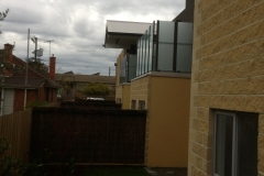 Nu-Lite Balustrading Type 1013-B - glass Privacy Screen-05