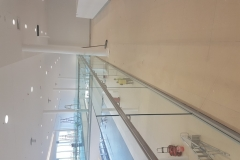 Nu-Lite Balustrading Type 3005-B - glass balustrade-01