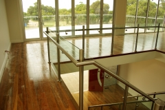 Nu-Lite Balustrading Type 6013-B - glass balustrade-01