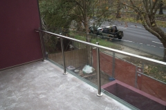 Nu-Lite Balustrading Type 6015-B - glass balustrade-03