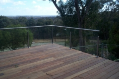 Nu-Lite Balustrading Type 6015 - glass balustrade-02