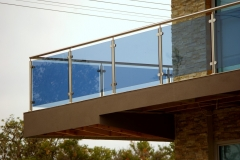 Nu-Lite Balustrading Type 6021 - glass balustrade-01