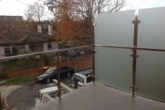 Nu-Lite Balustrading Type 6035-B - glass balustrade-01