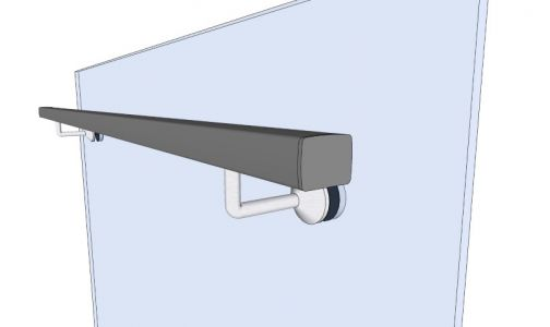TH Frameless Bracket